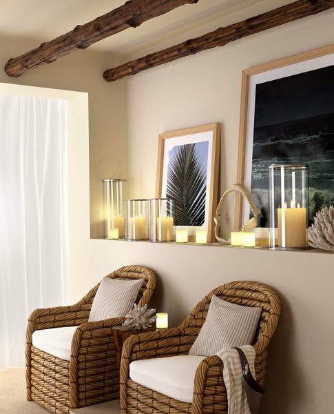 Spa Bedroom Decor